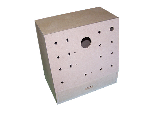 General purpose plywood box